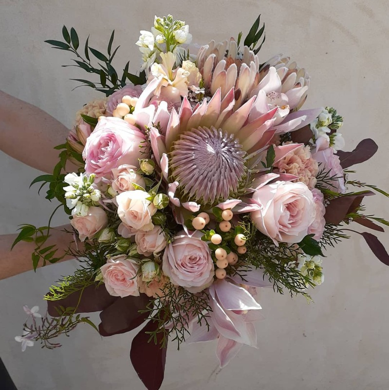 Bridal Bouquet, Early November #1