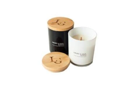 LNG Soy Candle