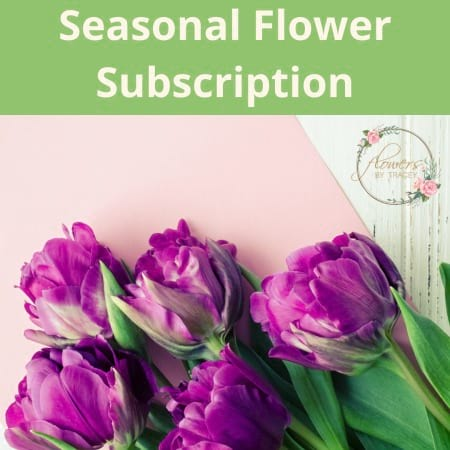 Seasonal Flower Subscription